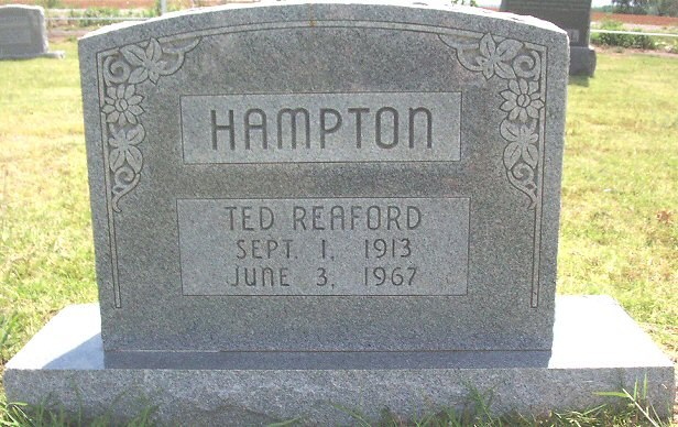 Ted Reaford Hampton