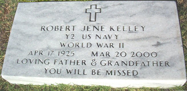 Robert Jene Kelley