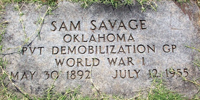 Sam Savage