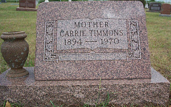 Carrie Timmons
