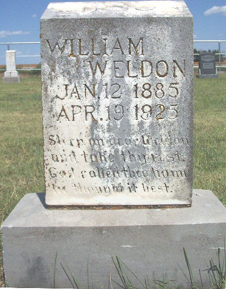 William Weldon