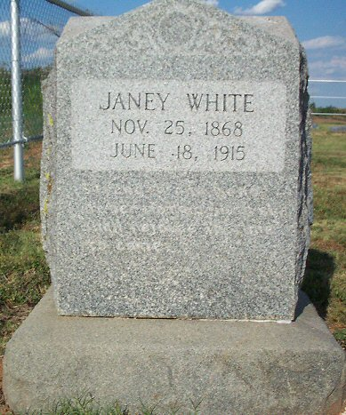 Janey White