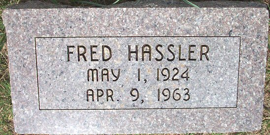Fred Hassler