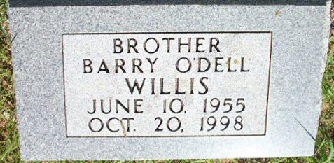 Barry Odell Willis