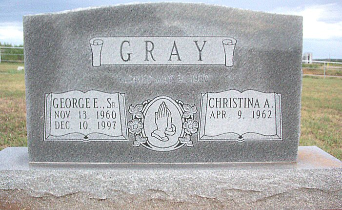 Georgee, Sr. & Christina A. Gray