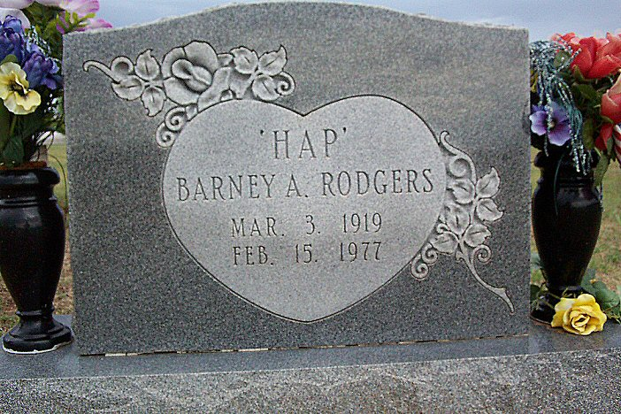 Barney A. Rodgers