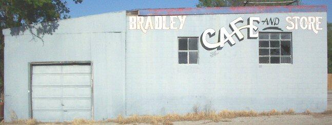 Bradley Cafe side view